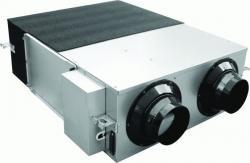 Приточно-вытяжные установки с рекуперацией тепла и влажности IDEA купить