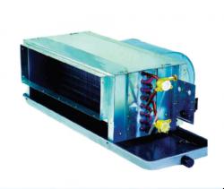 Фанкойлы канального типа, двухрядные теплообменники 12 Pa MIDEA MKT2-400