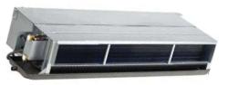 Фанкойл канального типа 12 Pa MIDEA MKT3-400 монтаж