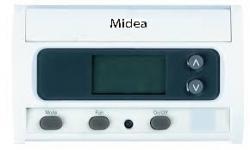 ПРОВОДНОЙ ПУЛЬТ-ТЕРМОСТАТ MIDEA KJR-15 B/E(P)