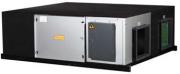 Монтаж приточно - вытяжные установки с рекуперацией тепла и влажности IDEA