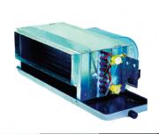 Фанкойл  канального типа, двухрядный теплообменник 12 Pa