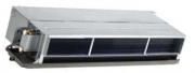 Фанкойл канального типа, двухрядный теплообменник 12 Pa MID2000